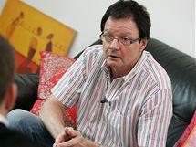 Aleš Kvapil, bývalý starosta brněnské části Žabovřesky a člen zdejší ODS krátce po propuštění z vazby