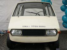 Den elektromobility - český prototyp EMA1