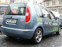 Den elektromobility - elektrický roomster