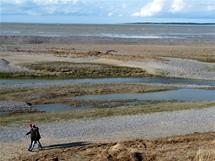 Procházka po pláži