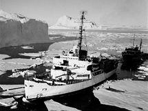 Pobřežní stráž USA křižovala Severní ledový oceán celou studenou válku.