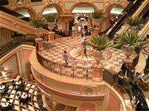 Macao - kasíno Venetian