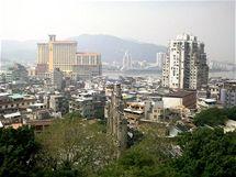 Macao má největší hustotu obyvatel na kilometr čtvereční