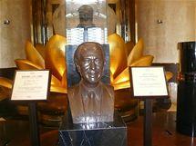 Macao - Stanley Ho v kasínu Grand Lisboa