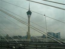Macao - televizní věž