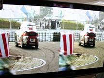 3D vysílání stanice 3Dsat TV na Eurobird 9A