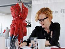 Aňa Geislerová vytváří vlastní módní kolekci