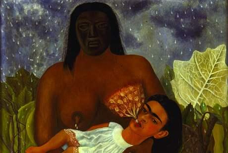 Frida Kahlo: Moje kojná a já, 1937