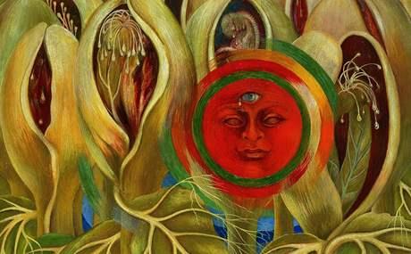 Frida Kahlo: Slunce a život, 1947