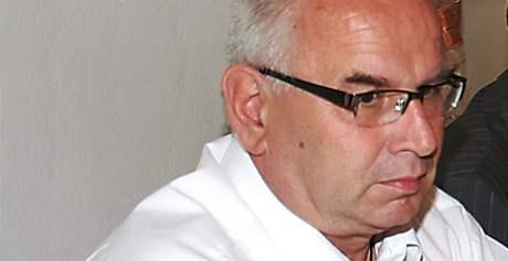 Tajemník znojemské radnice Vladimír Krejčíř