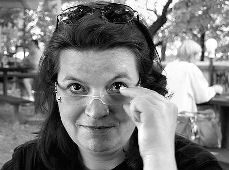 Iva Pekárková.