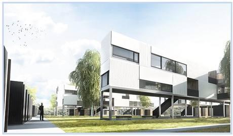 Architektura modulární výstavby