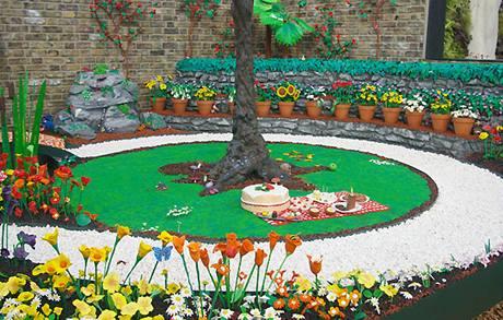 Přehlídka květin Chelsea Flower Show, Londýn