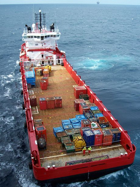 Zásobovací loď