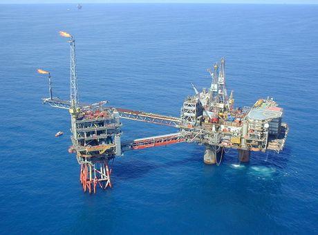 Ropná plošina Beryl Alpha