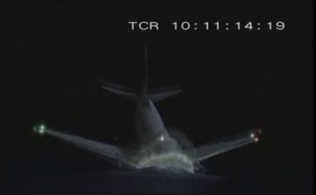 Letecké katastrofy - Osudná noc nad Rudým mořem