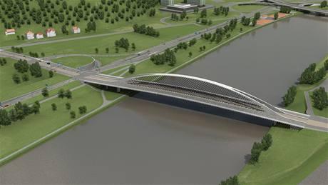 Nový most v Troji