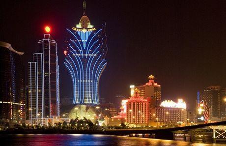 Macao, Čína