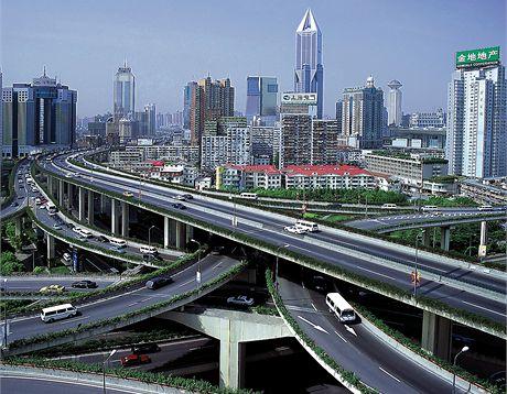 Šanghaj investovala díky EXPU miliardy dolarů do nové infrastruktury