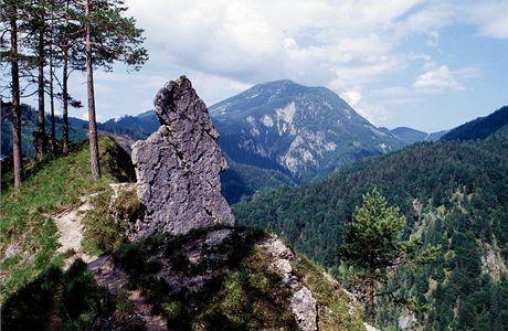 Rakousko, Reichraminger Hintergebirge
