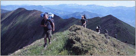Rumunsko, Maramureš, výstup na Vf. Toroiaga