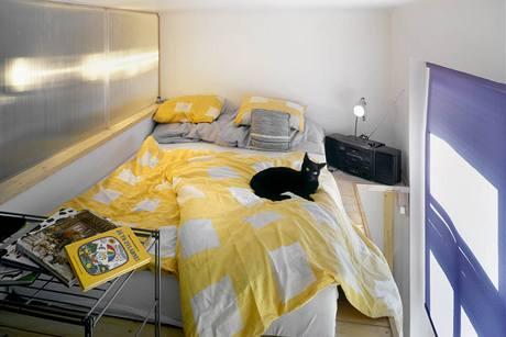 Miniaturní byt přestavěli na 5+1