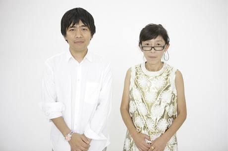 Ryue Nishizawa (vlevo) a Kazuyo Sejima z ateliéru SANAA