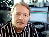Martin Engel, šéf Lékařského odborového klubu.