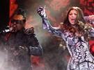 Black Eyed Peas p�i koncert� v pra�sk� O2 aren� - Praha, 16. kv�tna 2010