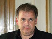 Radek Turišin u soudu v Teplicích. 10. května 2010