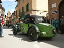 Závod veteránů Mille Miglia 2010