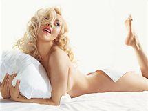 Nahá Christina Aguilera v časopise GQ.