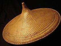 Bambusový čínský klobouk byl prý inspirací pro budovu nového muzea