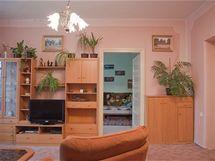 Obývací pokoj před proměnou
