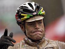 Cadel Evans vítězí v sedmé etapě Giro d´Italia