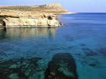 Kypr, Ayia Napa, Mys Greco