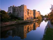 Británie, Newarský hrad