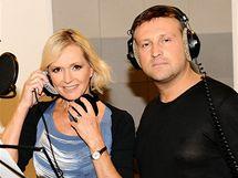 Helena Vondráčková s německým operním pěvcem Vladimírem Boldtem