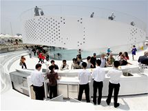 D�nsk� pavilon pro Expo 2010 v �anghaji