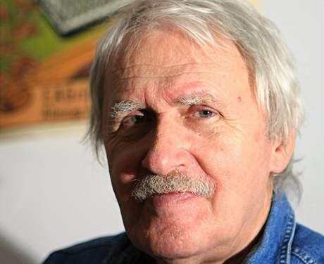 Jiří Kratochvil v roce 2010