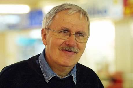 Jiří Kratochvil v roce 2002