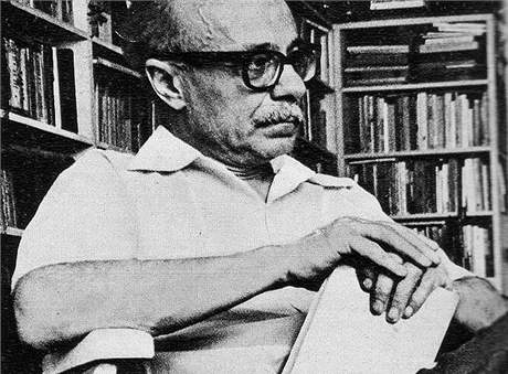 Spisovatel Ernesto Sabato, asi v roce 1972