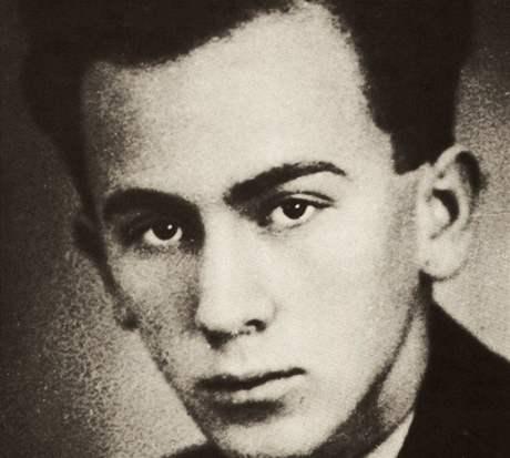 Básník Jiří Orten (1919-1941), podle něhož je pojmenována cena pro mladé literáty