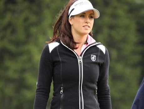 Maria Verčenovová - Ladies Slovak Open, 1. kolo.