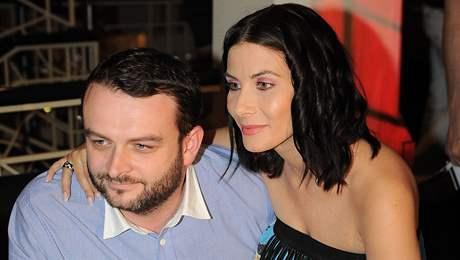 Eva Decastelo a její manžel René