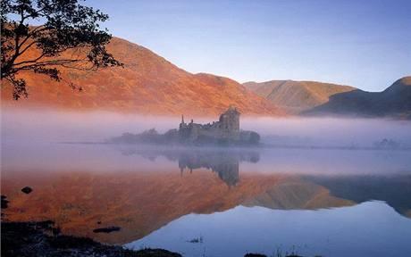 Loch Awe, Skotsko
