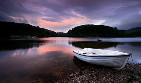 Loch Morar, Skotsko