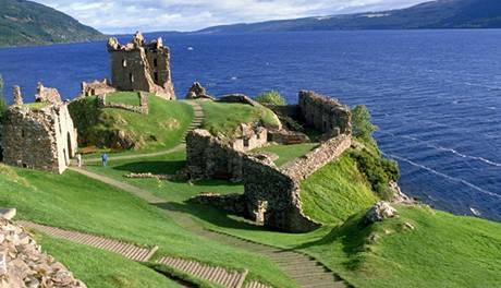 Loch Ness, Skotsko