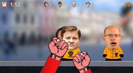 Volební hry