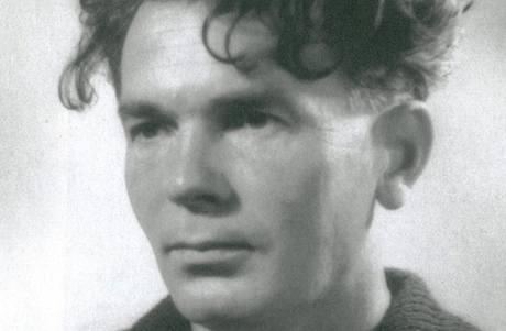 Oldřich Mikulášek v roce 1951, kdy se stal redaktorem Lidových novin